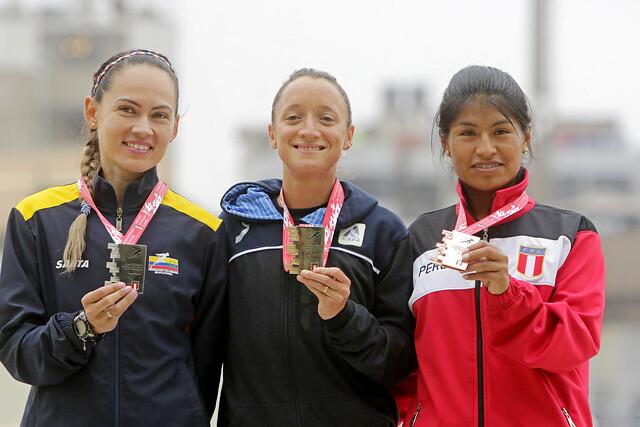 Rumbo a los Panamericanos de Lima 1